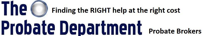 The Probate Department (Brokers) Ltd 03 300 102 300 Help & Savings